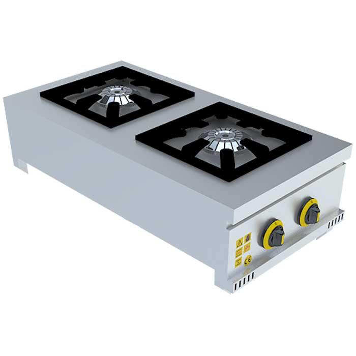 2'Lİ SET ÜSTÜ MIDI OCAK,stove, Beka, Beka Mutfak, industrial, kitchen, industrial kitchen