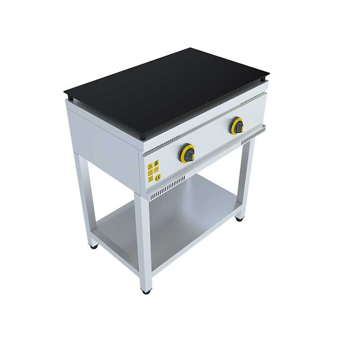 TABAN RAFLI BAZLAMA OCAĞI,stove,base furnace,Beka, Beka Mutfak, industrial, kitchen, industrial kitchen